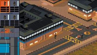 Screen z gry Syndicate - czy już niedługo zobaczymy tę grę w nowym wydaniu?