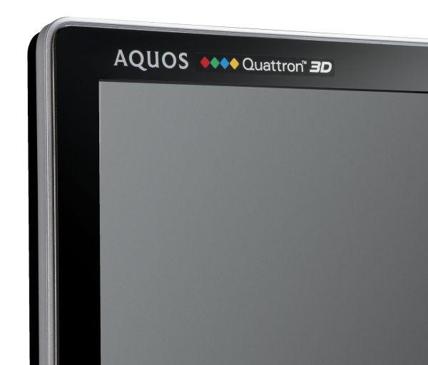 Sharp Quattron 3D LC-60LE830E