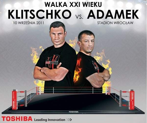 Klitschko kontra Adamek