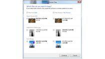 Windows 8 - wybór postępowania w przypadku powtarzających się nazw