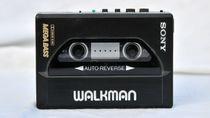 Sony Walkman (fot. Peter de Wit)