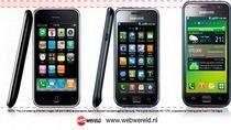 Sfabrykowany dowód: porównanie smartfonów Apple i Samsunga