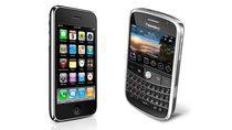 iPhone i BlackBerry