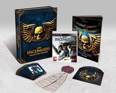 Warhammer 40.000: Space Marine, edycja kolekcjonerska PS3