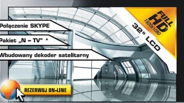 Sony KDL 32CX525 z Saturna