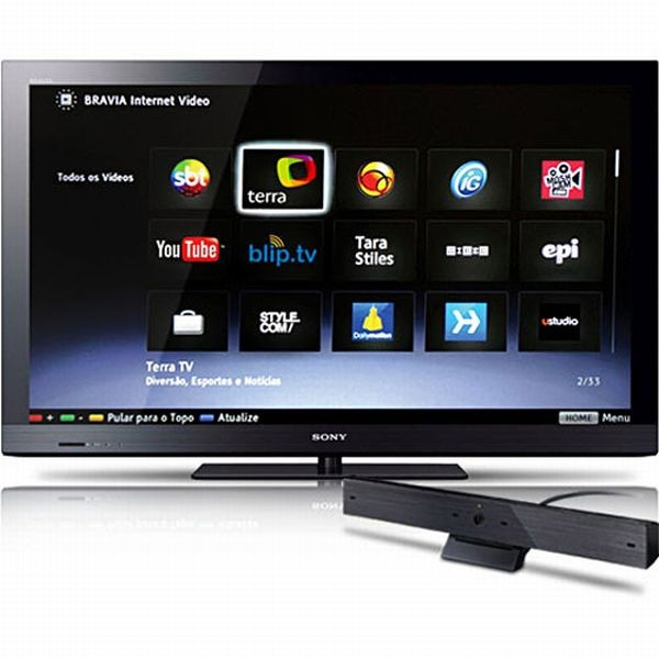Sony KDL 32CX525 internet
