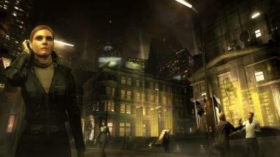 Deus Ex: Human Revolution z pierwszym DLC - czekamy z niecierpliwością