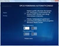 WMC – definicja opcji pobierania danych z Internetu