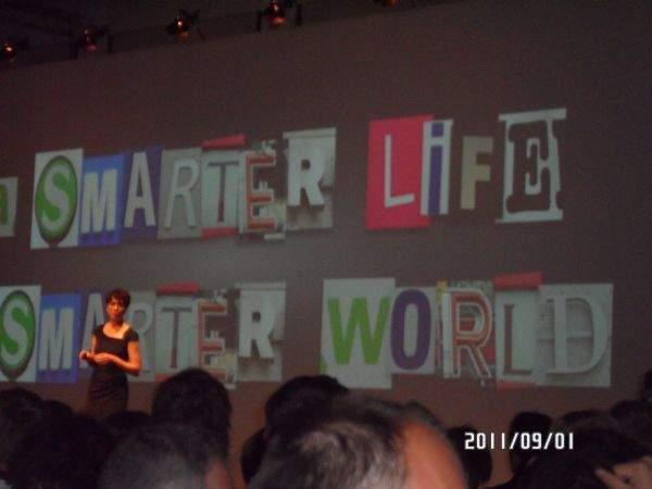 Smarter life, smarter world