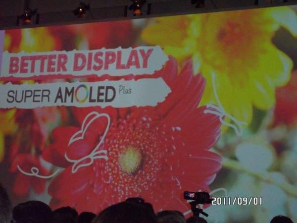 Super AMOLED Plus w tablecie Samsung Galaxy Tab