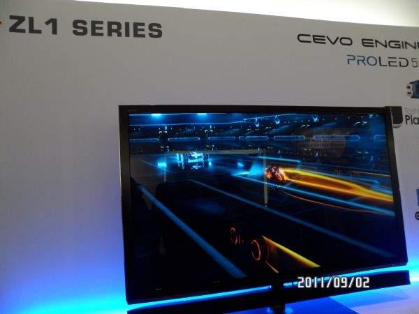 Toshiba Z1 - technologia 800Hz na IFA 2011