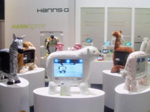 Hannspree Zoo czyli Novelty V