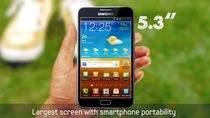 Samsungu Galaxy Note One