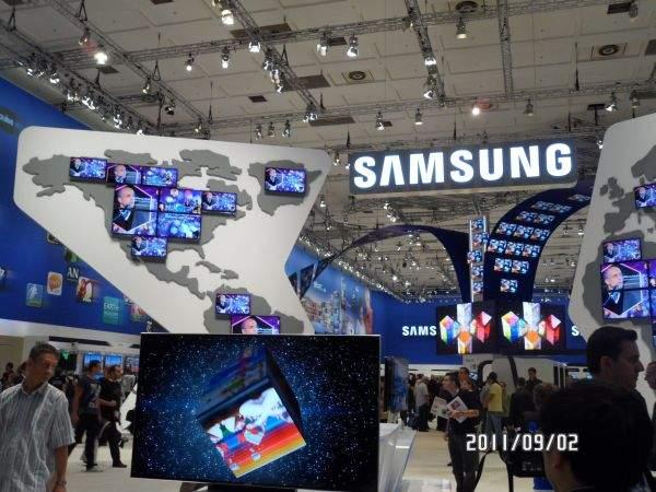 Stoisko Samsung