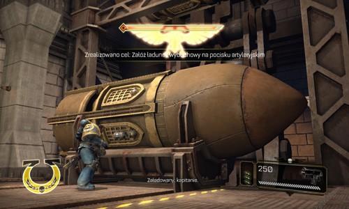 Na oficera zakonu Ultramarines czeka wiele zadań. Wszystkie mają wspólny cel - wygrać wojnę!