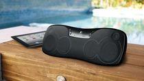 Wireless Boombox for iPad