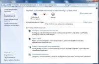 Konfiguracja nowej sieci w Windows 7