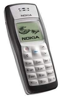 Nokia 1100 - telefon dla krajów rozwijających się
