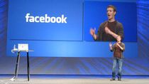 Mark Zuckerberg - prezes Facebooka