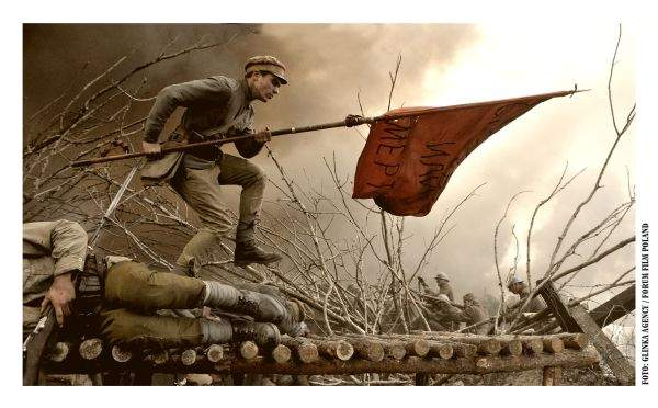 Flaga w 1920