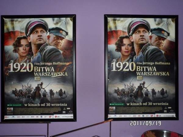 1920 Bitwa Warszawska 3D plakaty
