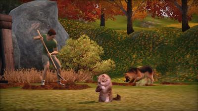 The Sims 3: Zwierzaki - stwórz swojego wymarzonego pupila