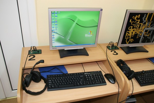 Pracownia Mentor PC (Gimnazjum nr 1 w Polkowicach)