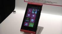 Fujitsu Toshiba IS12T z Windows Phone Mango
