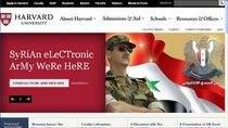 Zaatakowana strona Uniwersystetu Harvarda