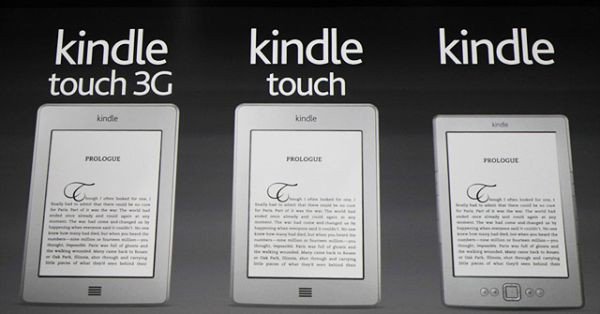 Amazon Kindle Touch - ceny