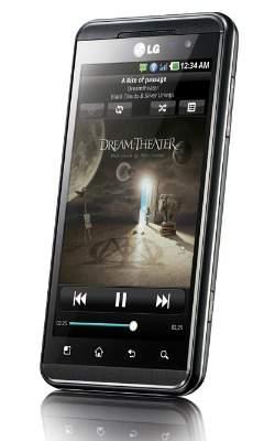 Smartfon LG Swift 3D