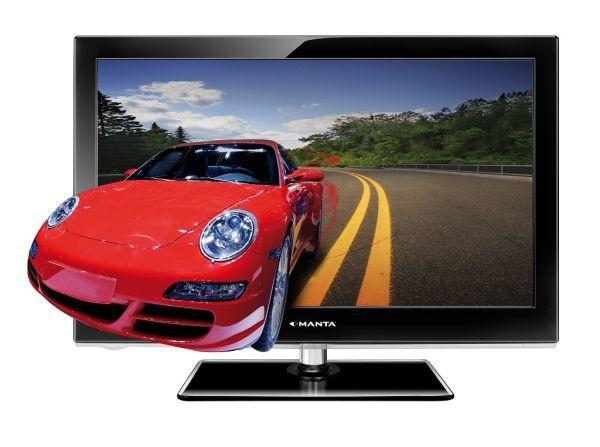Manta 3D TV