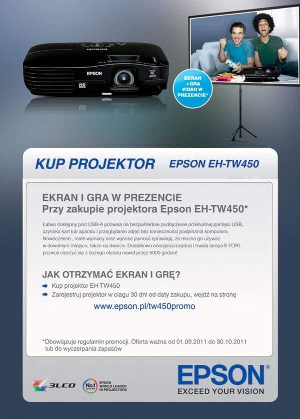 Promocja Epsona