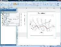Dzięki Workbook Managerowi funkcje zarządzania arkuszami, jak również wszystkie pliki i arkusze są bardzo łatwo dostępne