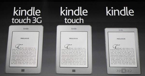 Kindle - 3 nowe modele