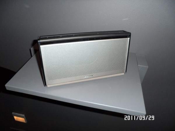 Bose SoundLink - przypomina stare radio