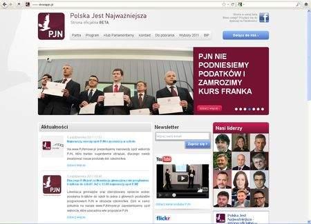 Witryna PJN jest ciągle w wersji BETA