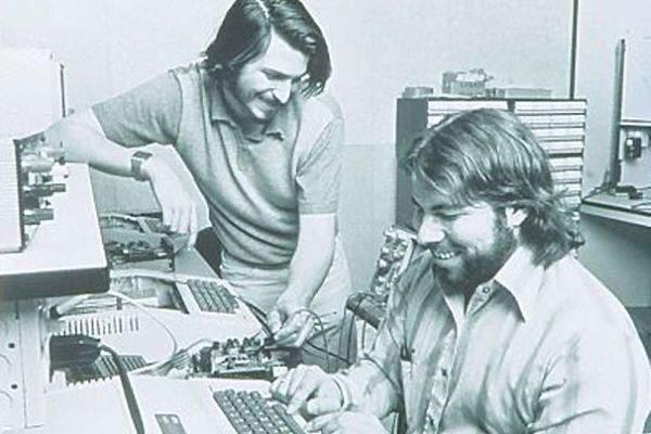 Jobs i Wozniak