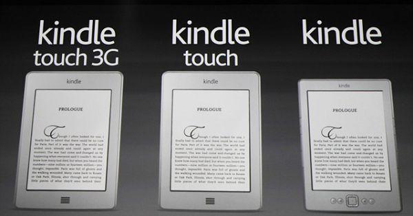 Amazon Kindle Touch - nowe e-czytniki bez darmowego internetu 3G. Dlaczego?