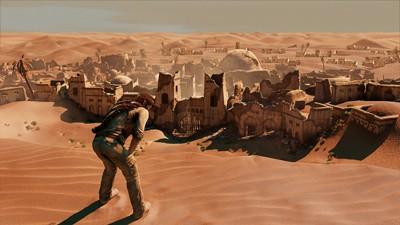 Uncharted 3: Drake's Deception - 5 minut na pustyni