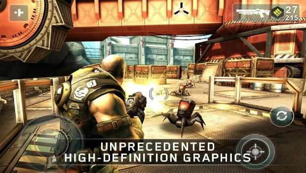 Gra ShadowGun to shooter trzecioosobowy
