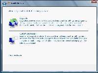 Instalując Windows 8 w wirtualnym środowisku należy wybrać instalację pełną
