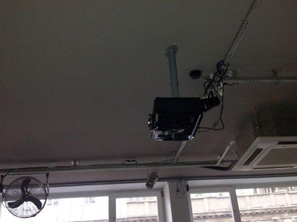 Projektor BenQ W6000