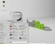Linux Mint 11 z interfejsem GNOME 2