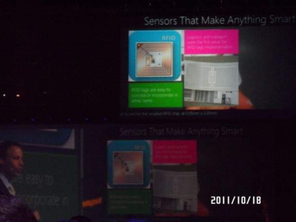 MTS 2011 - sensory RFID