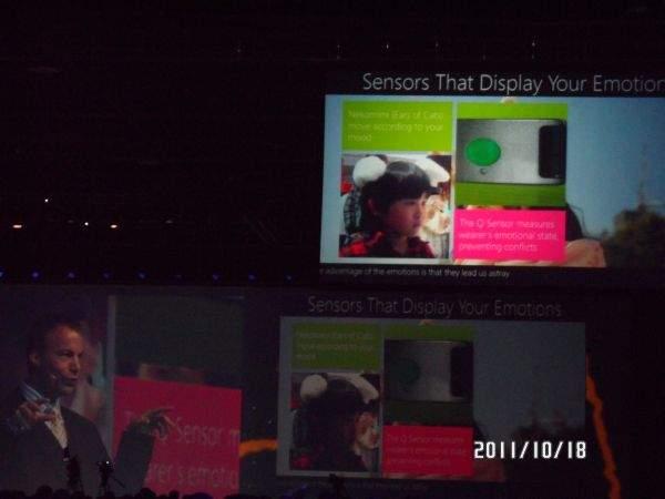MTS 2011 - sensory zapiszą nasze emocje