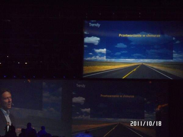 MTS 2011 - przetwarzanie w chmurze