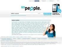 123people to wyszukiwarka osób w Sieci. Pomoże ci sprawdzić, co wiedzą o tobie inni, i świadomie budować swój wizerunek w Internecie.
