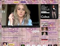 Przykładowo kanał prowadzony przez użytkowniczkę YouTube'a (www.youtube.com/user/nieesia25)