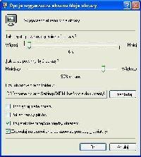 Opcje wygaszacza ekranu ze zdjęć w Windows XP